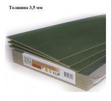 Подложка Isoplaat хвойная листовая  3,5 мм